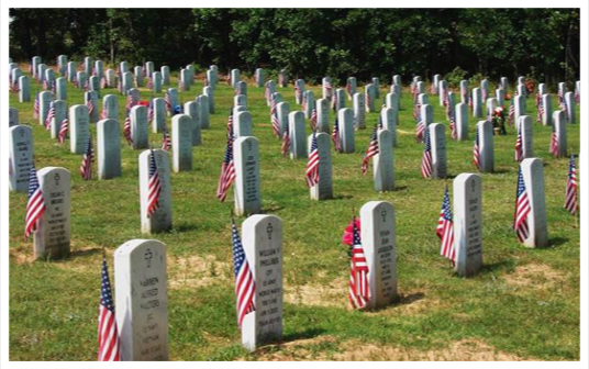 Image result for graves of arlington national cemetery image